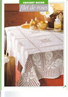 Pin de Halina Kozyr en serwety, obrusy szydełkowe i druty Crochet Chart, Thread Crochet, Crochet Motif, Crochet Doilies, Crochet Lace, Crochet Tablecloth Pattern, Crochet Bedspread, Doily Patterns, Crochet Patterns