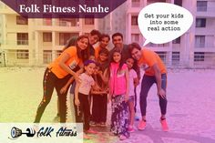 Folk Fitness Nanhe is an awesome way to get your kids naturally attracted to fitness. Forget the play station, and get your kids into some real action #Fitness #folkfitness #fitnessforall