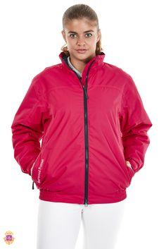 Sherwood Forest Bowood Jacket SF-LW-2928 waterproof & breathable blouson Colours: Dark navy & dark raspberry