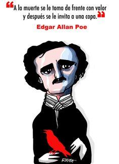 Edgar Allan Poe x Rayma