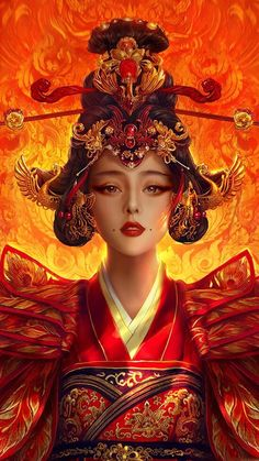 Empress Of China #FanArt