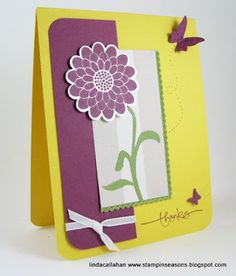 Stampin' Seasons: CAS Element of Style - Paper Piercing........PPA104....