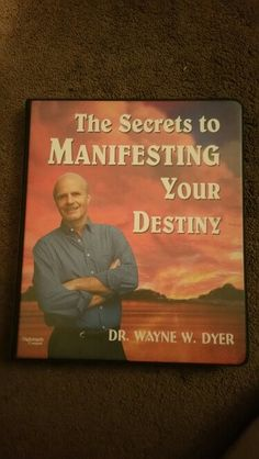 'The Secrets to Manifesting Your Destiny Nightingale Conant', for 14.25 via @amazon http://www.amazon.com/gp/product/B000P4X3E6/ref=cm_sw_r_tw_myi?m=A1IX4MMR00W84T