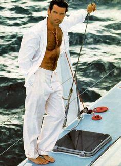 Pierce Brosnan.. Mr Gorgeous!