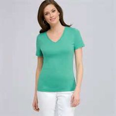 Image detail for -Flattering50: Style over 50: Summer Tops for Capris