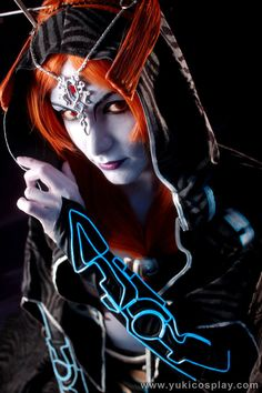 Midna #Cosplay check out our website: www.comicaddictz.com and be sure to like Us on facebook www.facebook.com/ComicAddicTz