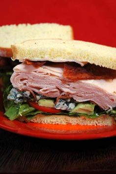 ... about Sandwiches on Pinterest | Tuna melts, Avocado and Chicken salads