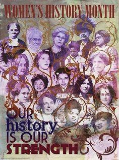HONORING WOMEN FEBRUARY BLACK HISTORY MONTH