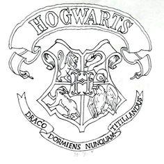 Hogwarts Crest Coloring Page . 24 Hogwarts Crest Coloring Page . Harry Potter Coloring Pages Hogwarts Crest Coloring Home Fanart Harry Potter, Deco Harry Potter, Harry Potter Colors, Harry Potter Spells, Harry Potter Drawings, Harry Potter Film, Harry Potter Facts, Harry Potter Fan Art, Harry Potter Hogwarts