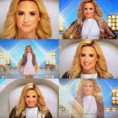 Demi looks so amazing in these pics