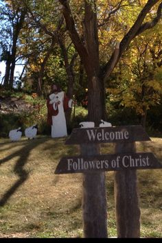 Followers of Christ Reunion Grounds at Little Sioux, Iowa. Such a beautiful and spiritual place.