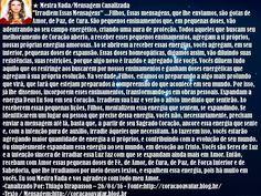 "★Mestra Nada★Mensagem Canalizada★ ★""Irradiem Essas Mensagens""★"