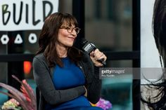 Actress Katey Sagal discusses 'Grace Notes' with the Build Series at Build Studio on March 31, 2017 in New York City.