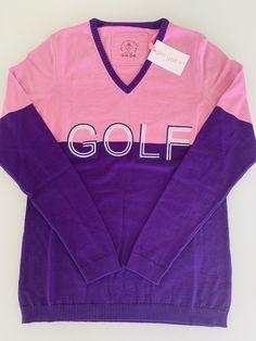 Girls Golf, Sweaters, Sports, Fashion, Hs Sports, Moda, Fashion Styles, Pullover, Sport
