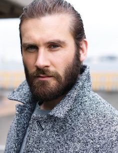 Clive Standen of Vikings for Fashionisto #9