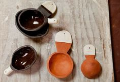A La Carte classes by Diana Fayt on Creativebug. Ceramic Spoons
