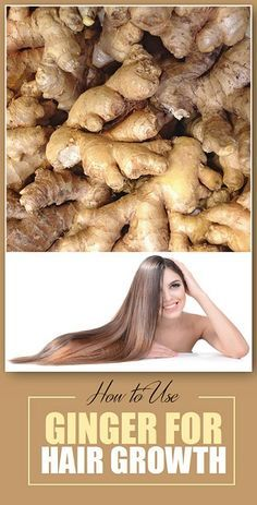 How to Use Ginger For Hair Growth?