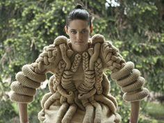 Knitted Architecture - Sofia Doglio