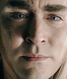 Legolas, your mother loved you. More than anyone. More than life.