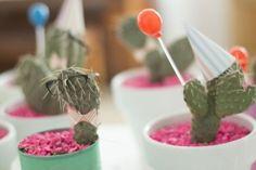 Festa Infantil Novo Boho - Cactos Plantas 1 7