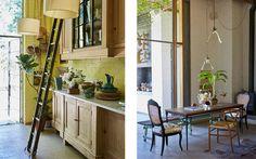 the botanical farmhouse January 2017 Photo Greg Cox Stylist Chrizanda Botha & Tiaan Nagel 2017 Photos, Greenery, January, Farmhouse, Doors, Spaces, Dining, Studio, Luxury