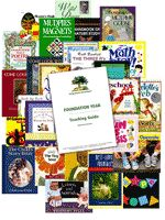 book lists by grade from living books curriculum... nice resource. you can download booklists for grades K-8 for free...