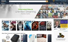 Our ad on Amazon.com!