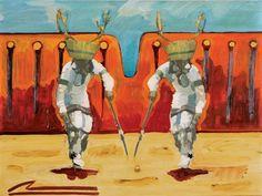 Mateo Romero - Cowboys & Indians Magazine - October 2011