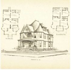 Victorian house plans  Victorian houses and Design floor plans on    Amusing Vintage Victorian House Plans on House Plans Decor   Creative Vintage Victorian House Plans