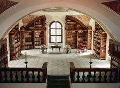 Żagań monastery library, Poland