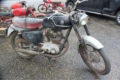 A Maserati motorcycle!!
