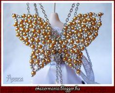 Pillangó szárnyán... by Ekszermania