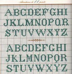 L'angolo di Malù 3: Alfabeti piccoli e piccolissimi