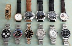 Today we've posted four sporty Rolex watches, three Panerai Luminor, plus pieces from Zenith, Chanel, IWC, Heuer, and a single unworn Speedmaster Legendary with the complete set.  Stop by our website for complete details on any of these pieces. Panerai Luminor, Popular Watches, July 6th, Iwc, Mechanical Watch, Whats New, Rolex Watches, Sporty, Chanel