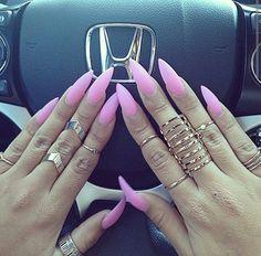 Pink Stiletto