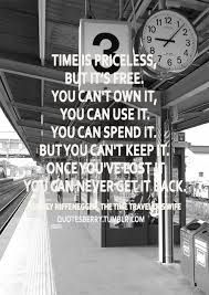 the time traveler's wife, quotes - Google-Suche