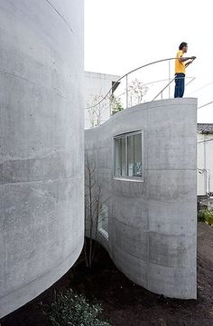 Like an elusive, albeit oversized, piece of a jigsaw puzzle, Kazuyo Sejima's residential project is hidden at the heart of Yokohama. Each apartment its own character, using the curvature of e…