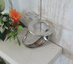 Silberarmreifen Besteckschmuck Bestecksilber 122 von Atelier Regina auf DaWanda.com