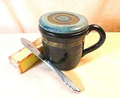 FRENCH BUTTER CUP by CleverClay on Etsy