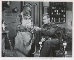 SAVAGE FRONTIER - Allen 'Rocky' Lane & 'Black Jack' - Eddy Waller - Bob Steele - Dorothy Patrick - Roy Barcroft - Directed by Harry Keller - Republic Pictures - Publicity Still.