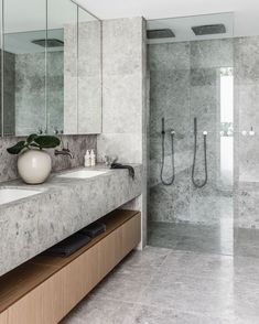 @cdkstonepin posted to Instagram: Stunning Savior limestone bathroom at the #Bower apartments, a collaboration by @mimdesignstudio , @koichitakadaarchitects and @costafoxdevelopments.  Styled by @stevecordony .  Photography by @tfadtomferguson  #cdkstone #saviorlimestone #naturalstone #naturalbeauty  #naturesmasterpiece #designstyle #natural #stone #interiors #exteriors #designinspo #designinspiration #designlovers #designoftheday Natural Stone Bathroom, Bathroom Renos, Bathrooms, Modern Bathroom, Modern Interior, Design Inspiration, House Design, Collaboration, Savior