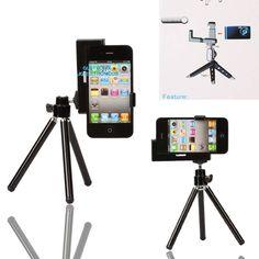 Tripé Celular Iphone Nokia Samsung Cameras