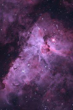 The - The hypergiant star Eta Carinae glows against the background of swirling clouds of dust and gases that form the Carina Nebula. The Carina Nebula is one of the largest diffuse nebulae—meaning that it has no well-defined boundaries—in our Cosmos, Hubble Space Telescope, Space And Astronomy, Nasa Space, Tumblr Wallpaper, Galaxy Wallpaper, Orion Nebula, Horsehead Nebula, Helix Nebula