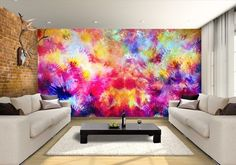 Wallpaper Wednesday: How to Install a JWWalls Wall Mural - Love Chic Living