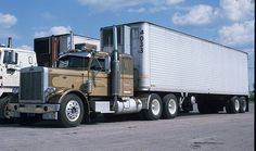 I found this Peterbilt for D T Trucking sitting at the 76 truck stop in Milwaukee in August 1975.   {Take a look  Low Cost on quality Commercial Truck Tire Pressure Monitoring Systems