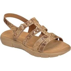 Women's Aerosoles Wipple Threat Snake Embossed Faux (US Women's M (Regular))