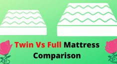 Twin vs Full mattress is a very common question.twin is single bed and full is double bed mattress.For more about twin vs full mattress continue to read Mattress Comparison, Teenage Beds, Small Guest Rooms, Mattress Dimensions, Sleeping Alone, Full Mattress, Full Bed, Good Sleep, Bed Sizes