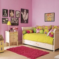 Sweet Pink Marilyn Monroe Girls Room marilynmonroequotesonbeauty.blogspot.com