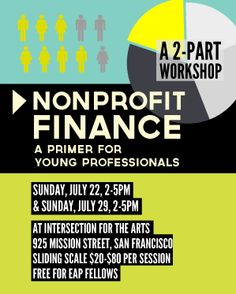 Nonprofit Finance: A Primer for Young Professionals