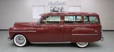 1949 Plymouth Suburban Maintenance/restoration of old/vintage vehicles: the material for new cogs/casters/gears/pads could be cast polyamide which I (Cast polyamide) can produce. My contact: tatjana.alic@windowslive.com